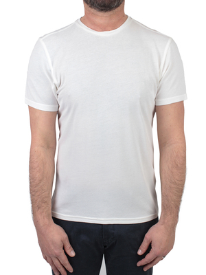t-shirt homeward dry touch bianco