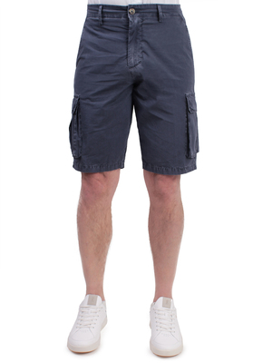 short homeward plinio cargo stretch blue