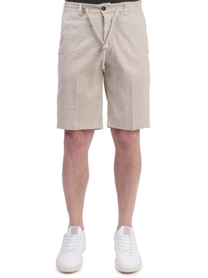 short four.ten stretch beige