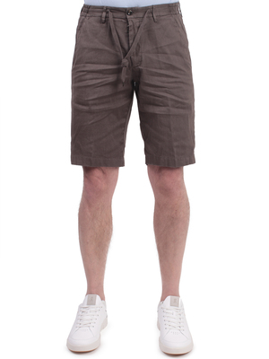 short four.ten stretch brown